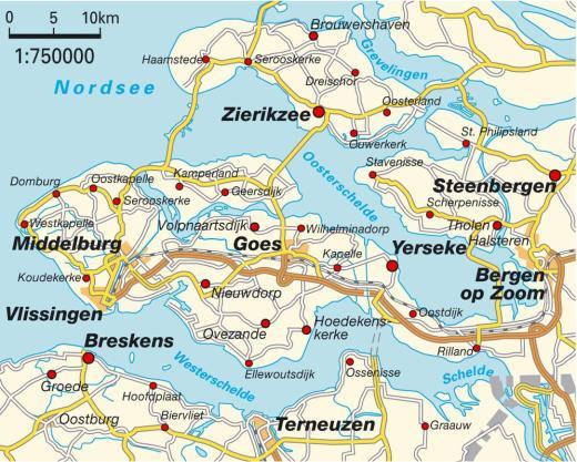 Bundeslandkarte-Zeeland-7475