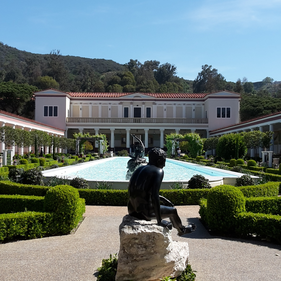 La Getty Villa à Malibu
